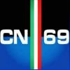 Curva Nord Milano 1969